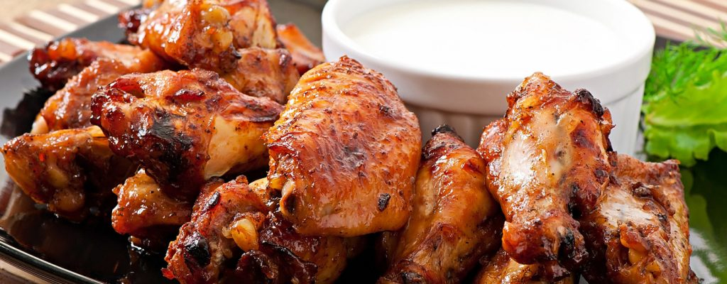 The best chicken wings recipe for the big game