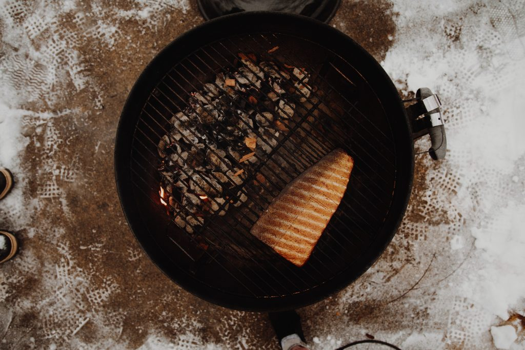 Why winter grilling is easy… and fun!