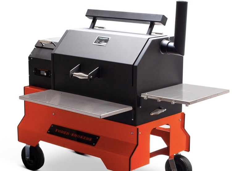 Upgrade your smoking game with Yoder smokers