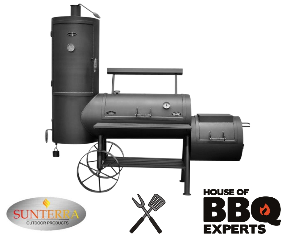 Sunterra outdoor smokers will change your view of BBQing