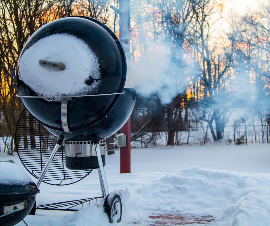 How to store your BBQ in winter