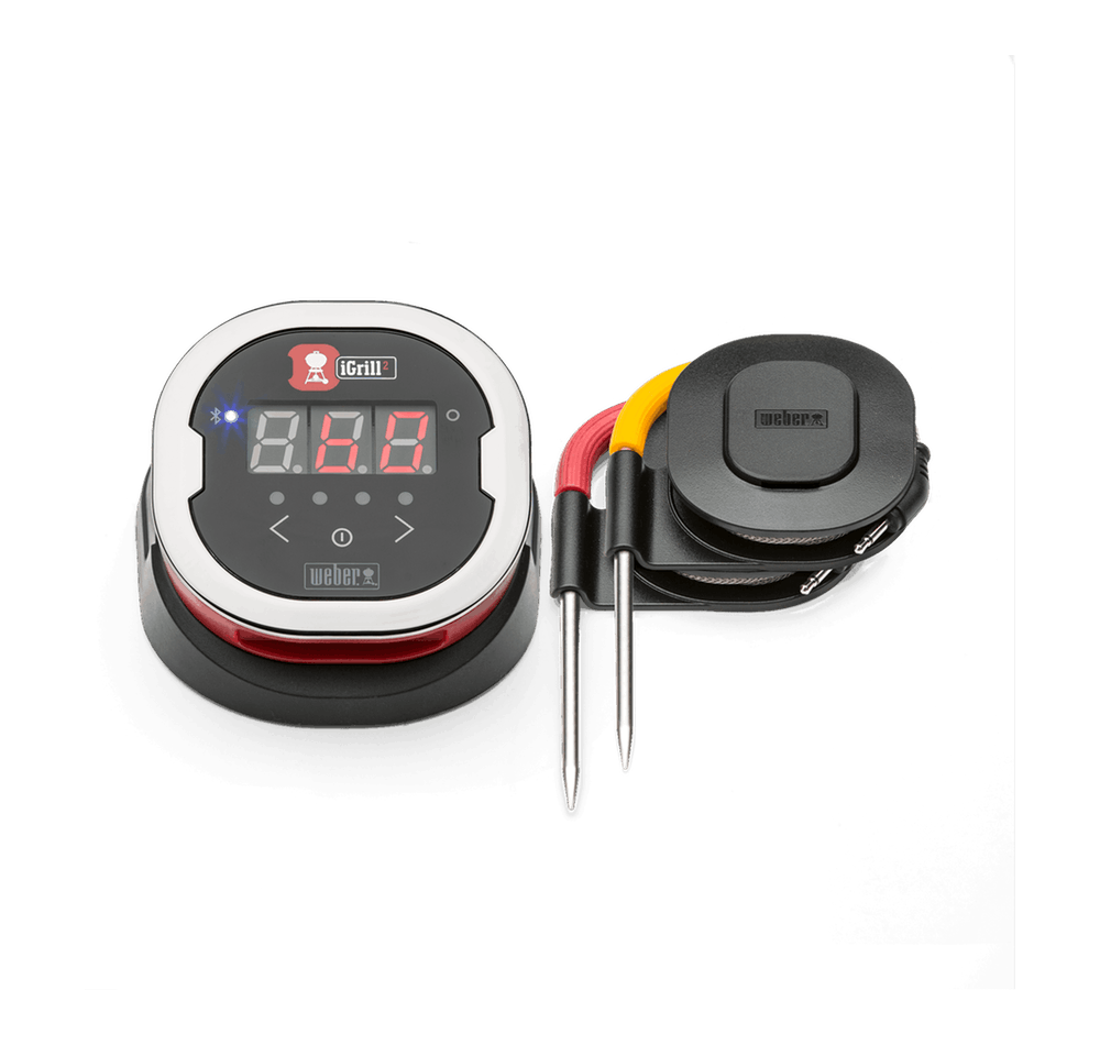 The iGrill 2 bluetooth thermometer: The perfect temperature every time