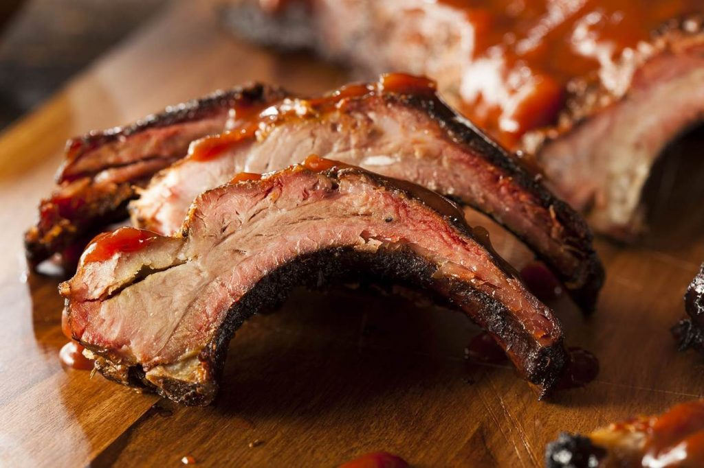 Sink your teeth into this competition ribs recipe