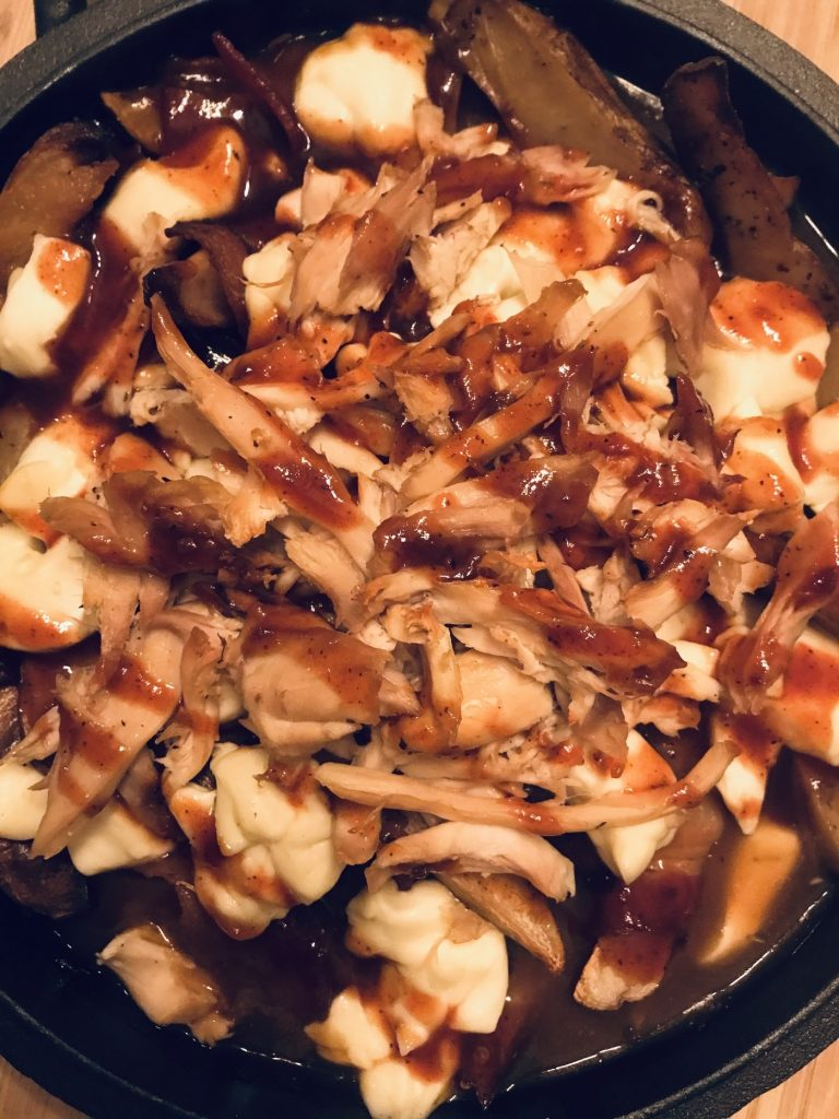 House of BBQ Experts Shareable Poutine recipe!