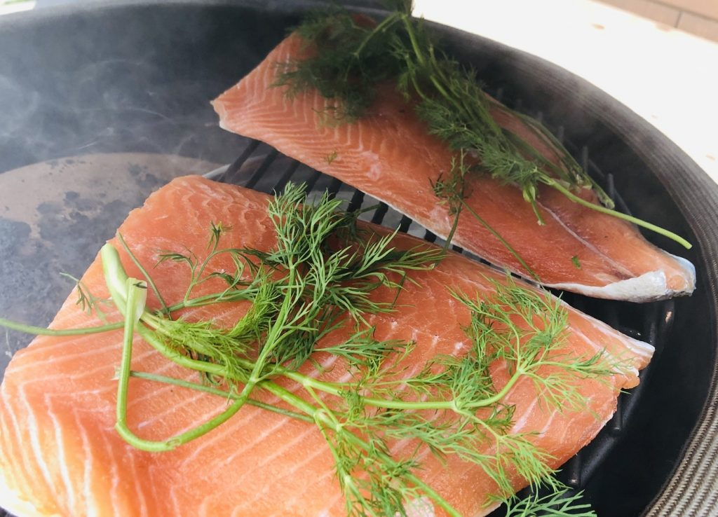 How to get the best cold smoked salmon