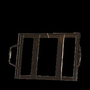 The Salt Block Rack