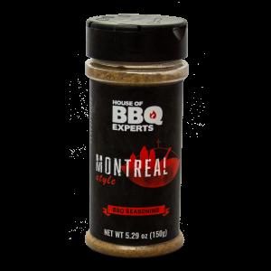 montréal spices bbq