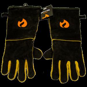 suede glove