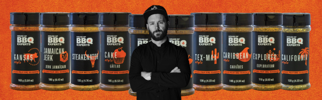 Discovering your House of BBQ Experts Spices