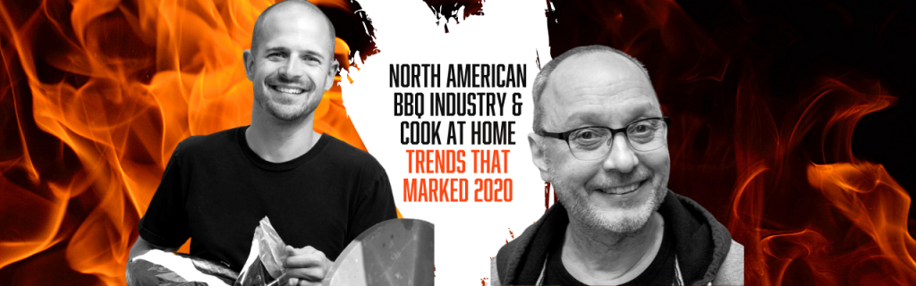 North American BBQ industry & cook at home trends that marked 2020