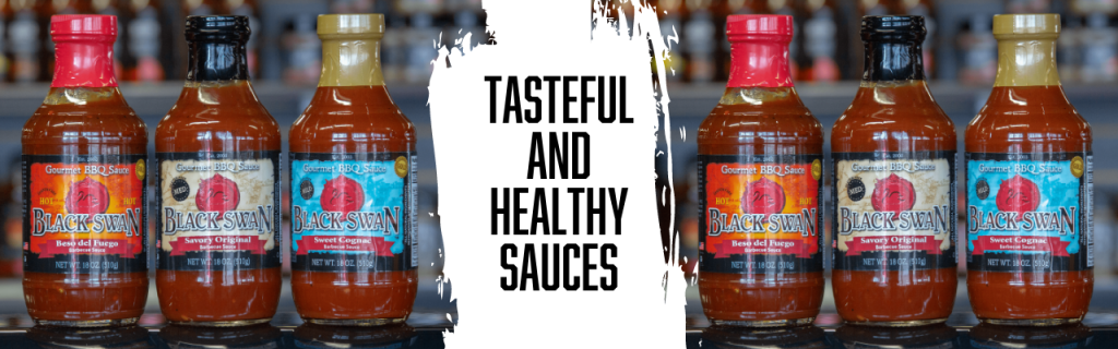 Tasteful and healthy sauces, a combinaison I say yes to!
