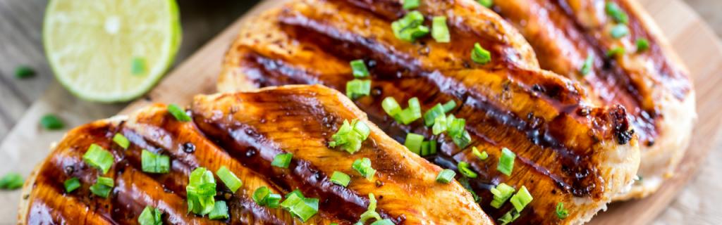 Delicious BBQ Chicken breast marinades