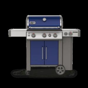 Genesis® II E-335 Deep Ocean Blue Propane BBQ