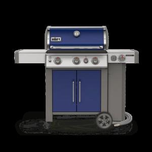 Weber Genesis® II E-335 Deep Ocean Blue Natural Gas BBQ