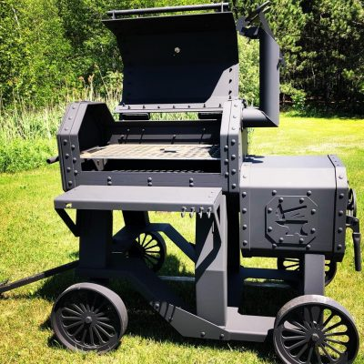 Offset Smokers: A BBQ Purist's Dream